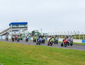 Largada categoria 1000cc Pro/EVO